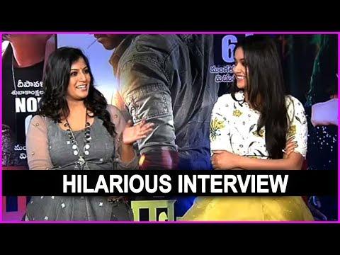 Keerthi Suresh And Varalakshmi Sarathkumar Hilarious Interview About Sarkar Movie