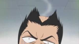 Funny Bleach Renji as a cop/mafia