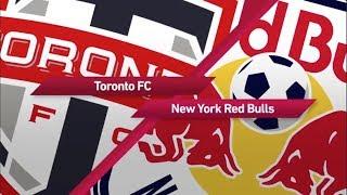 Match Highlights: New York Red Bulls at Toronto FC - September 30, 2017