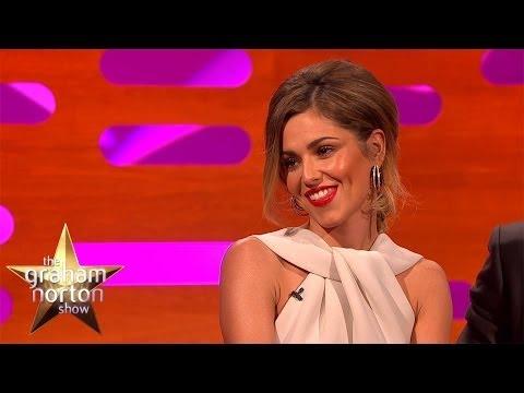 Cheryl Cole Shows Off New Bum Tattoo The Graham Norton Show