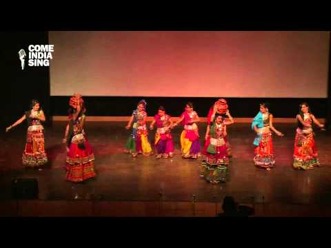 """Children's day eve Dance Performance: """"Rajasthani Folk Dance"""" by students of Rotary Public School"""