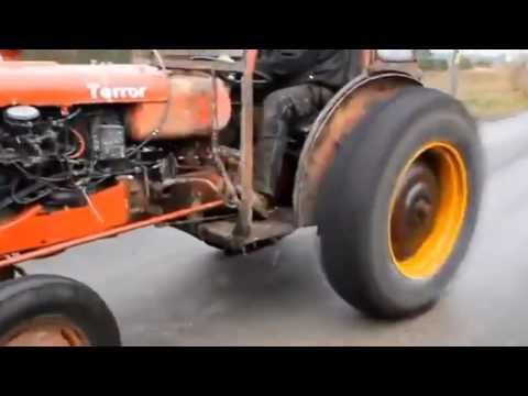 MegaMaquinas Esto si es un tractor