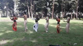 Group3 (MATH - 4V1) - India - Bharatanatyam
