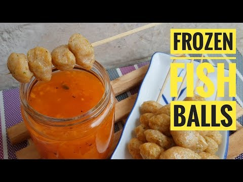 Xxx Mp4 Frozen Fish Balls How To Make Fish Balls Fish Ball With Sweet And Sour Sauce Fish Recipe 3gp Sex