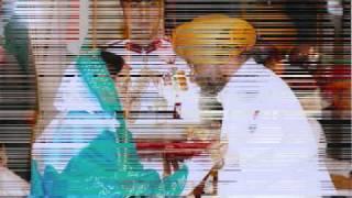 BHAI NIRMAL SINGH JI KHALSA RECEIVING PADMA SHREE AWARD