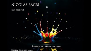 Les Quatre Saisons Nicolas Bacri