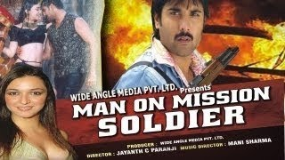 Man on Mission Soldier - Full Length Action Hindi Movie
