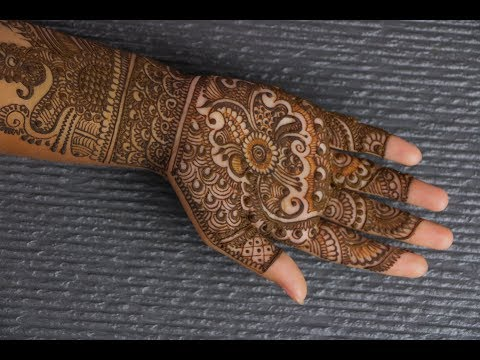 Xxx Mp4 Latest Full Hand Mehndi Design Marwadi Style Bride Mehndi Design Easy Simple Steps 3gp Sex