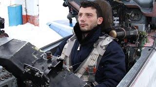 MIG-29 Fulcrum : Edge of Space - Aerobatics - First Greek in russian stratosphere