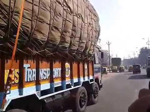 Sikhandra to Agra Road