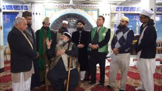 Pir Syed Irfan Shah Sahib talking about the current situation in Pakistan