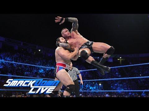 Xxx Mp4 Randy Orton Vs Rusev SmackDown LIVE Nov 7 2017 3gp Sex