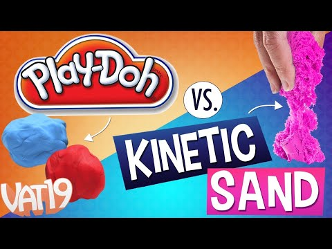 And The Best Kinetic Sand Is