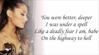Ariana Grande - Break Free (with Lyrics)