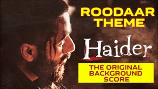 Roohdaar Theme From Haider | Full Audio
