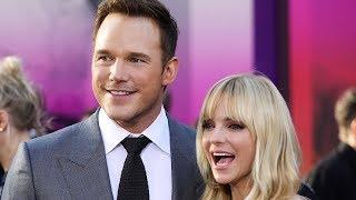 Chris Pratt & Anna Faris Separate  - Why They Split Revealed
