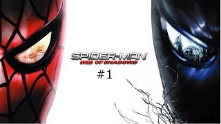 Spider Man PS4 Countdown Web of Shadows #1 w/ Mods