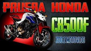 PRUEBA HONDA CB500f 2017 !!! Moto de Carnet A2 Sin Limitar + Sensaciones, Opiniones, Pros y Contras