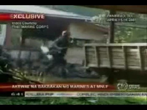 MNLF attacks Marine post in Sulu
