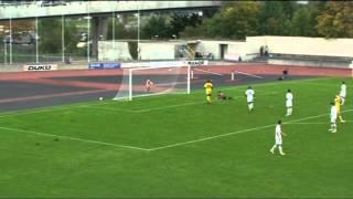 SR Delémont - Yverdon-Sport FC 30.09.2012 (4-0)