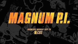 Magnum P.I. CBS Trailer #9