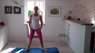 Tag 1 Fit mit Isa 30 Tage Fitness Challenge frauenfitnesspower
