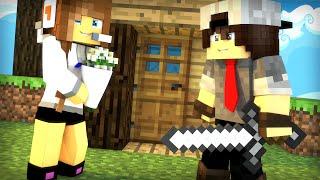 Minecraft: SKYWARS - ME PEDIRAM EM CASAMENTO!