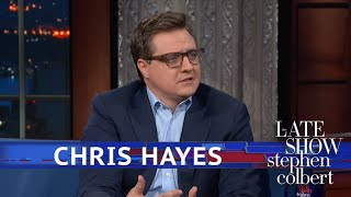 Chris Hayes: Welcome To Twitter, Devin Nunes