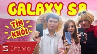 Schannel - Parody thử thách HÀI XÉO XẮC Vietnam next top model 2011 bởi #TeamSANG & #TeamẢO