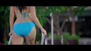sonali sable hot bikini sean slow motion