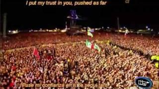 In the End (En el Final) - Linkin Park traducida subtitulada ingles español HD en vivo