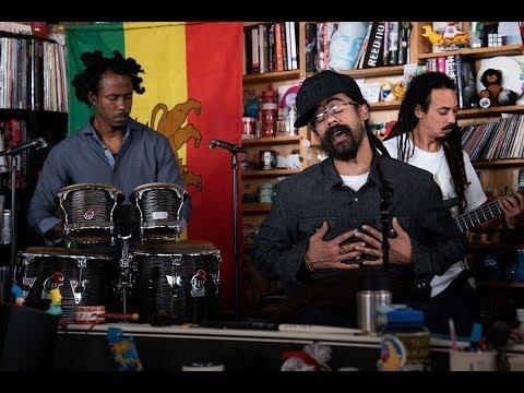 Damian Jr. Gong Marley NPR Music Tiny Desk Concert