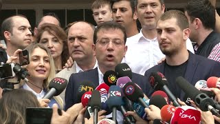 Ekrem Imamoglu: From opposition underdog to Istanbul mayor
