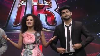 Juhi Arora & Bhavik Sharma - First Episode - D3 Mazhavil Manorama