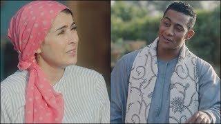 """نسر الصعيد - كوميديا """" محمد رمضان """" و """" عائشة بن أحمد """" لما تكوني بتحبي إبن عمك وعايزاه يتقدملك 😂😂"""