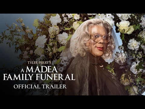 Xxx Mp4 Tyler Perry's A Madea Family Funeral 2019 Movie Official Trailer Tyler Perry Cassi Davis 3gp Sex