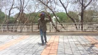 Dhanraj tolywood sorainodu alluarjun tribute dance