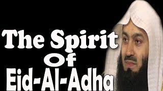 What Is It All About Eid-Al-Adha | Mufti Menk | Very Powerful Lecture