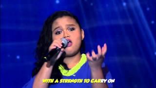 Ceria Popstar 2016: [KARAOKE] Eylia 'Hero'