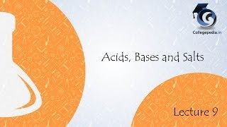 Acids, Bases and Salts, Lecture 9, Class 10, Chemistry Dilute   Concentrated acids bases