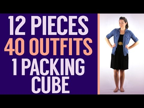 Packing Light How to Pack for Two Months in a Carry On CC