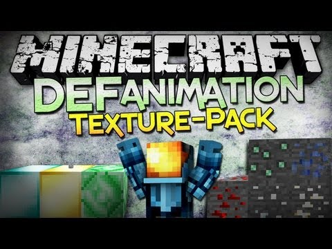 Minecraft Texture Pack Spotlight DEFanimations A Faithful Kind of Feel