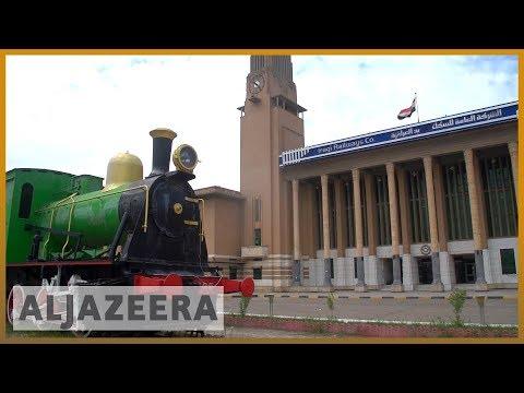 Xxx Mp4 🇮🇶 Push In Iraq To Get Trains Back On Track Al Jazeera English 3gp Sex
