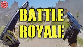 DesertFox Airsoft: Battle Royale Free For All (SIG P226)