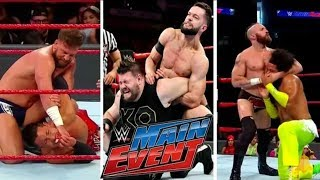 WWE Main Event Highlights 7 June 2018 HD - WWE Main Event Highlights 06/07/2018 HD