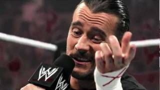 WWE Money in the Bank: CM Punk vows to defeat John Cena