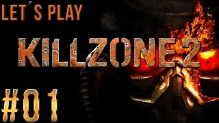 Let´s Play Killzone 2 - part 01 [Ps3/German/HD/Blind]