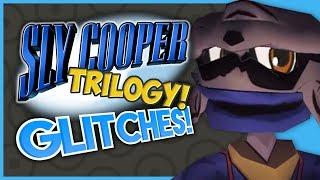 SLY COOPER TRILOGY GLITCHES ft. Adamnator - What A Glitch! - Aurum