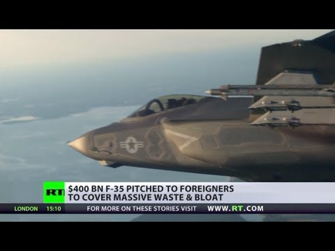 watch Pentagon Pain: F-35 stealth fighter jet 'one of worst planes we've ever designed'