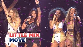 Little Mix - 'Move' (Live at The Jingle Bell Ball 2015)
